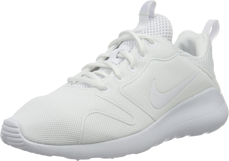Nike Wmns Kaishi 2.0, Zapatillas de Deporte para Mujer, Blanco (White/White), 46 EU