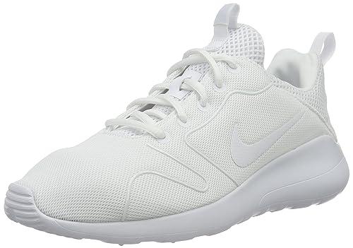 new arrival 31da2 bfadf Nike Wmns Kaishi 2.0, Zapatillas de Deporte para Mujer, Blanco White, 46  EU  Amazon.es  Zapatos y complementos