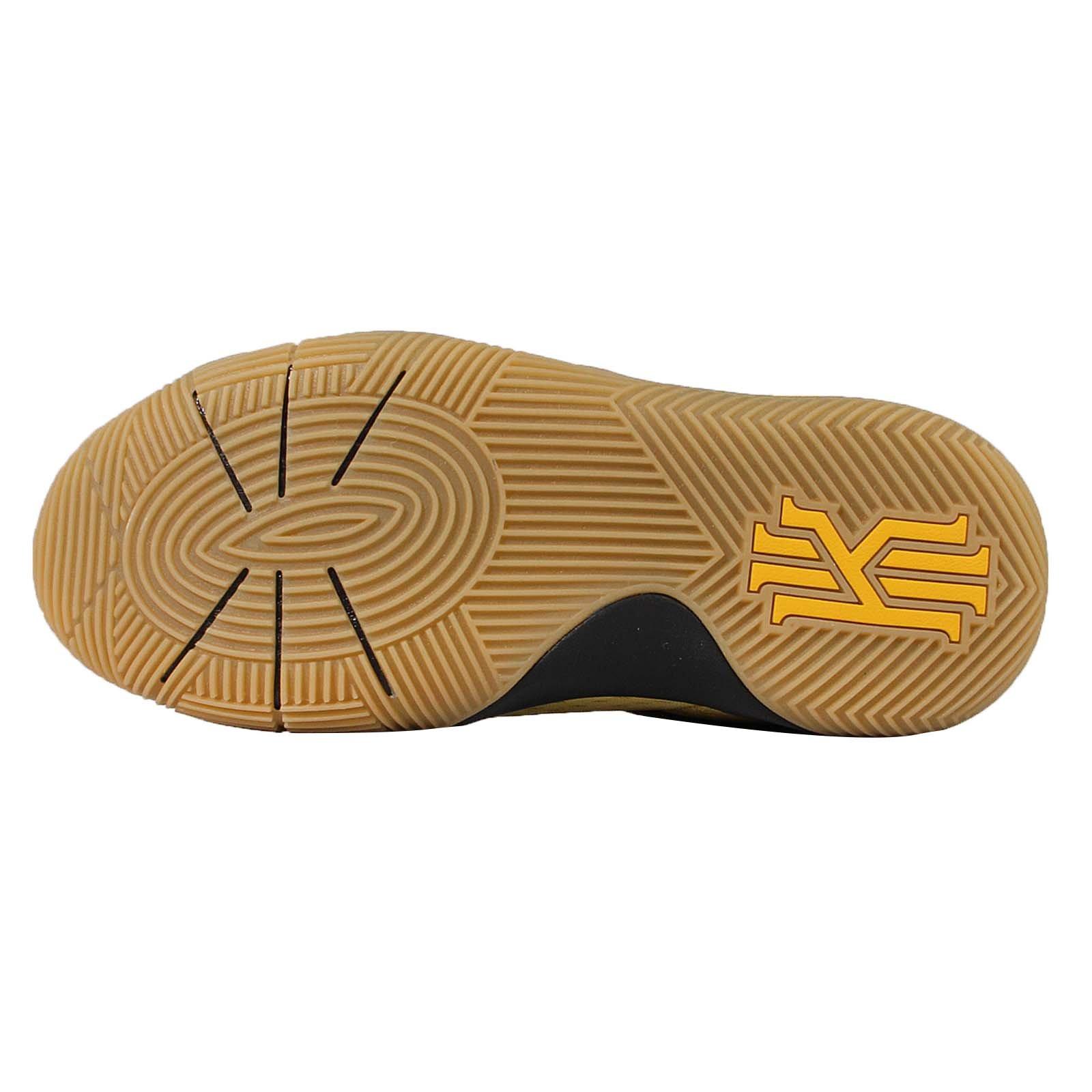 Nike Kids Kyrie 2 AS GS, ALL STAR-CELERY/VARSITY MAIZE-BLACK, Youth Size 6 by Nike (Image #5)