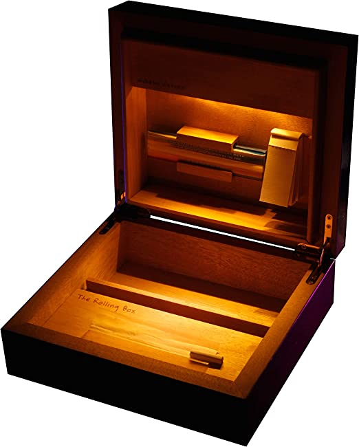 Compra The Rolling Box Regia 210; Caja almacenamiento, caja ...