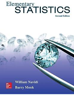 Amazon com: Elementary Statistics (9780073386126): William