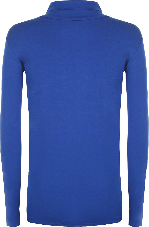 US 20-22 UK 24-26 Royal Blue WearAll Plus Size Womens Plain Bandeau Top