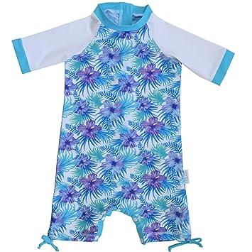a162805a307a FEDJOA Chapeau Anti-UV – Bébé – Fille - Atoll