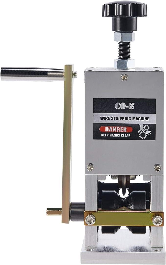 Manual Copper Wire Stripping Machine Cable Stripper Scrap For Copper Recovery