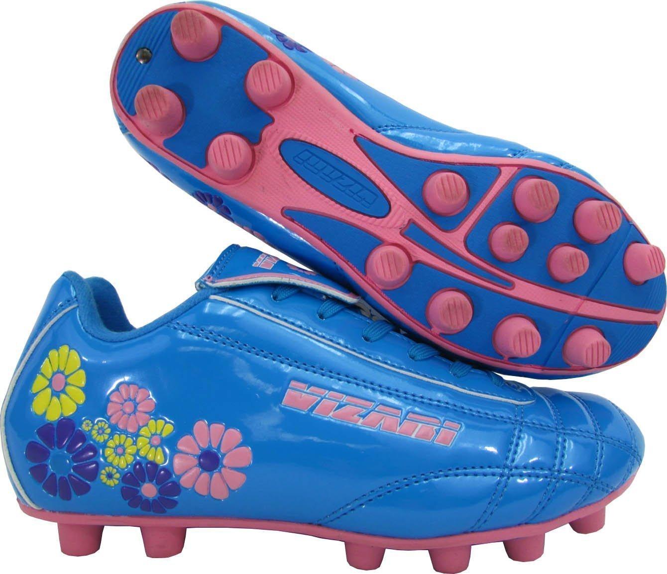 Vizari Blossom FG Soccer Shoe (Toddler/Little Kid) Blossom FG - K