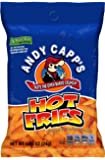 Andy Capp's Hot Fries, 0.85 Ounce (Pack of 72)