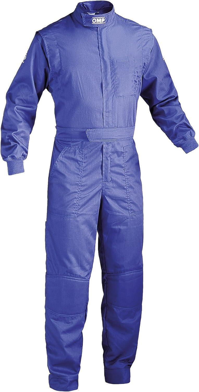 OMP OMPNB157904144 Mono Azul 44 Talla Bleu