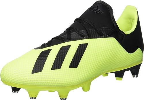 adidas X 18.3 SG, Chaussures de Football Homme: