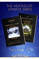 The Heathcliff Lennox Series: Books 1 & 2: 1920s Country House Murder Mysteries: Perfect Fireside Reading Kindle Edition