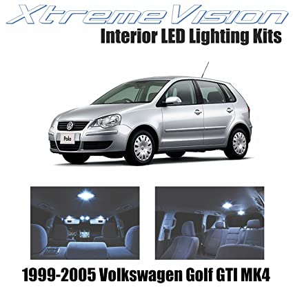 Amazon Com Xtremevision Volkswagen Golf Gti Mk4 1999 2005 9 Pieces