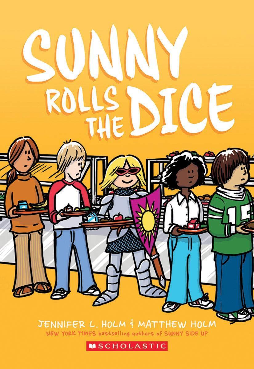 Sunny Rolls Dice Jennifer Holm product image