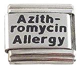 Allergic to Azithromycin Allergy Medical ID Alert