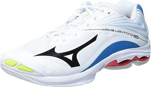 zapatillas voleibol mizuno hombre gris