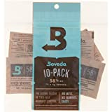 Boveda 58 Percent RH 2-Way Humidity Control, 4 gram - 10 Pack