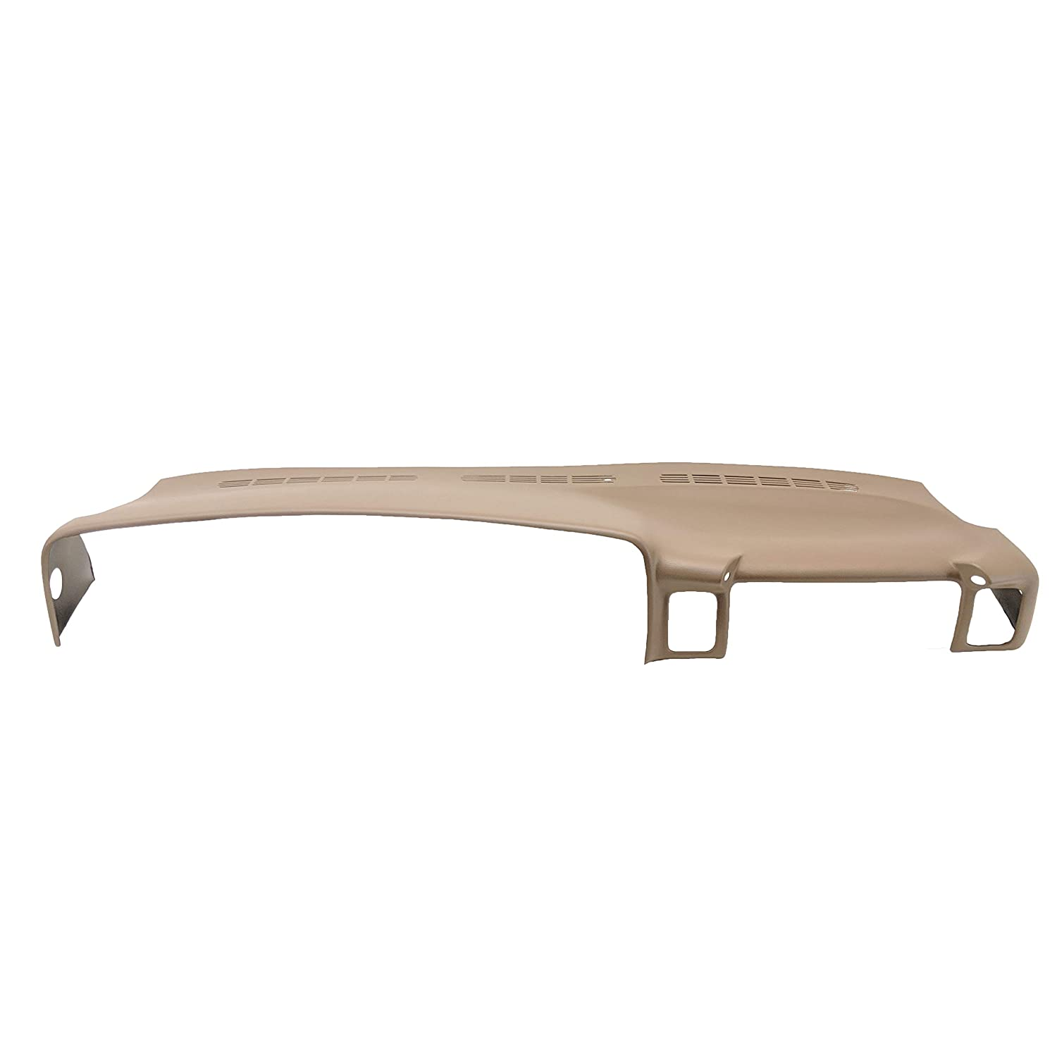 DashSkin Molded Dash Cover Compatible with 00-06 GM SUVs and 99-06 Pickups in Medium Neutral Tan