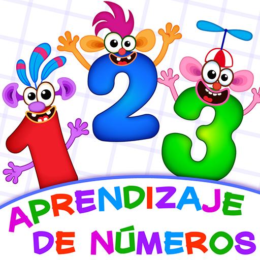 SUPER NUMBERS! Números de Aprendizaje Para Bebés GRATIS ...