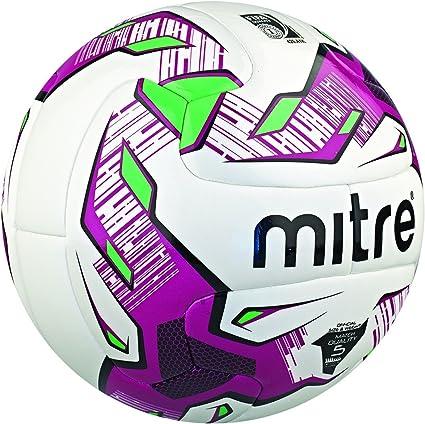 Mitre Balón de fútbol para Partidos Ultimatch con híper-Costuras ...