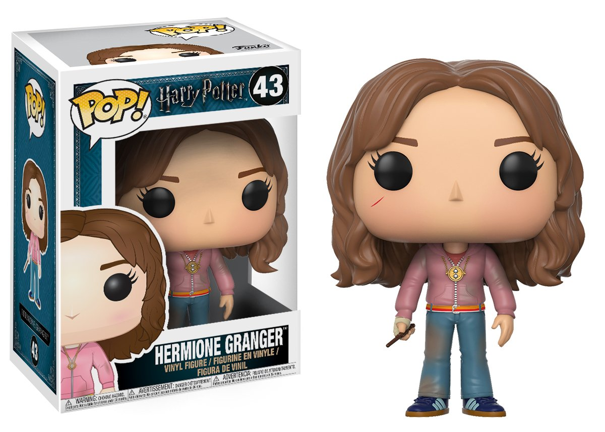Funko Pop! Harry Potter - Hermione with Time Turner