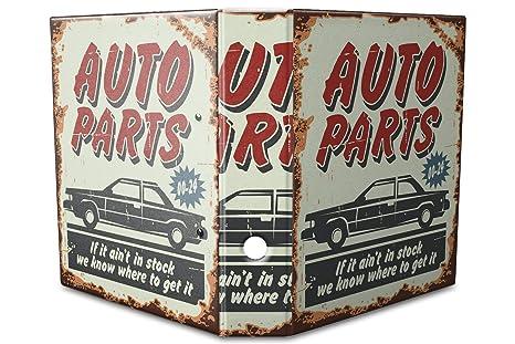 Archivador A4 Carpeta 2 anillas 60mm impreso Piezas de automóvil