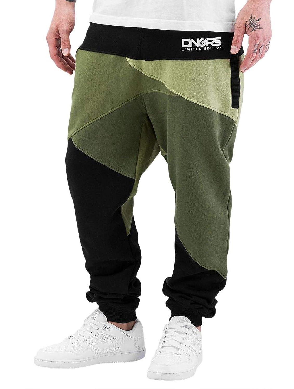 Dangerous DNGRS Uomo Pantalon Sudore Pantaloni Jogging LOCOTAY H2458