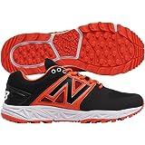 New Balance 3000v3 Turf Baseball Shoes - Black Orange