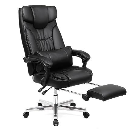 amazon com songmics office chair ergonomic executive gaming swivel