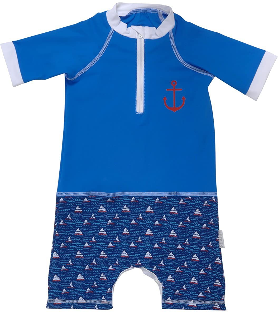 Little Pompon Creador Franc/és FEDJOA Ba/ñador con Protecci/ón Solar UV para beb/é