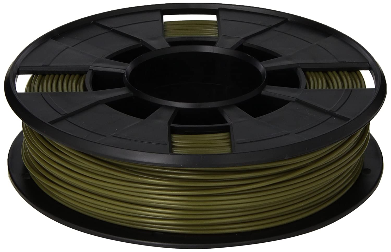 MakerBot PLA Filament, 1.75 mm Diameter, Small Spool, Army Green MP06115