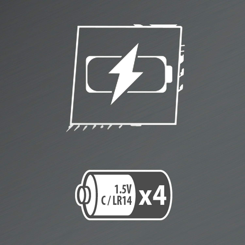 NERF Mega Motostryke Motorized 10-Dart Blaster Includes 10 Official Mega Darts and 10-Dart Clip for Kids Adults Teens