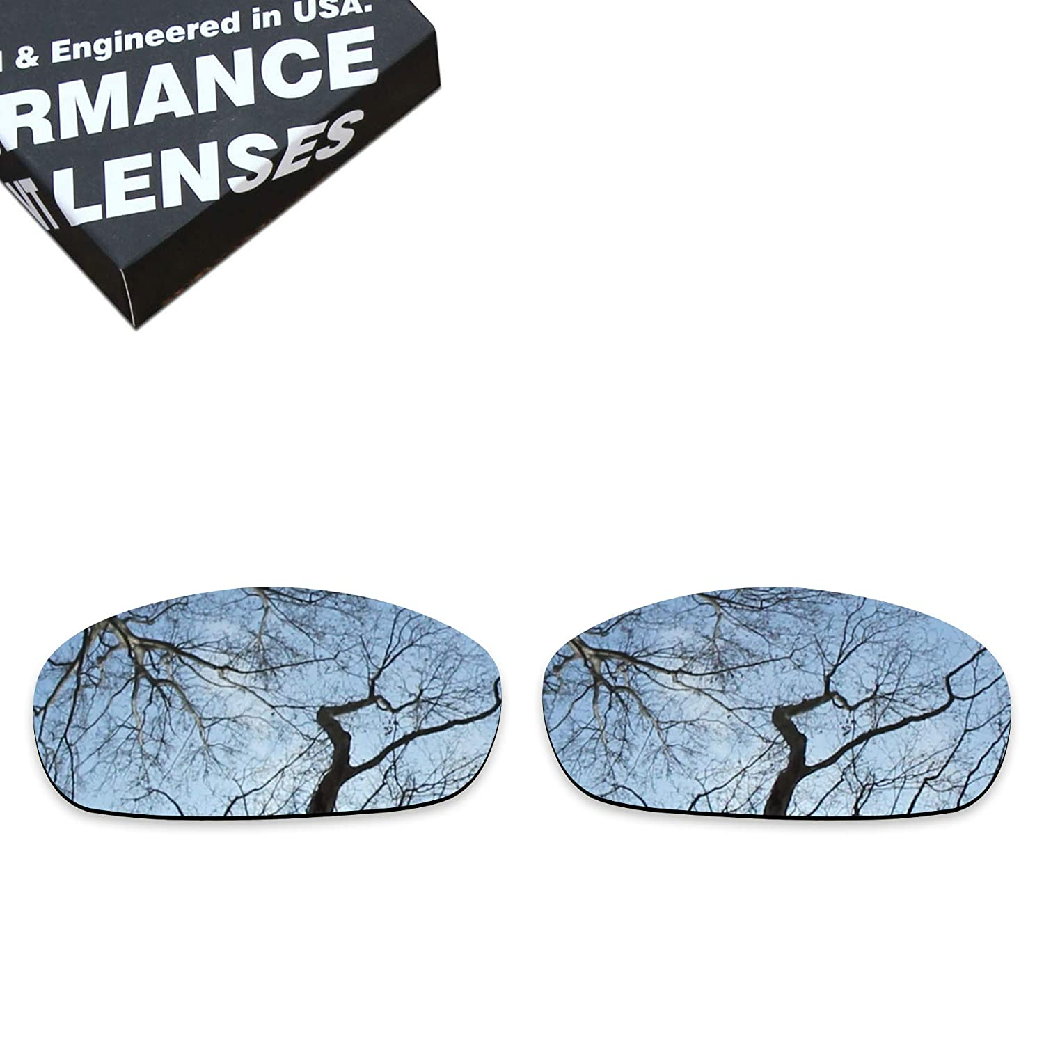 ToughAsNails Polarized Lens Replacement for Costa Del Mar Brine Sunglass More Options