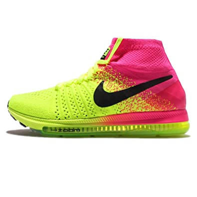 big sale 6378d 5aff9 Nike Damen W Zoom All Out Flyknit Oc Laufschuhe: Amazon.de: Schuhe &  Handtaschen