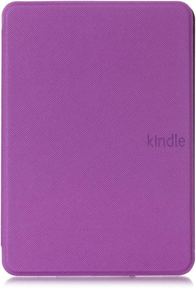 Qiuxiaoaa Estuche Inteligente magnético para Amazon Kindle ...