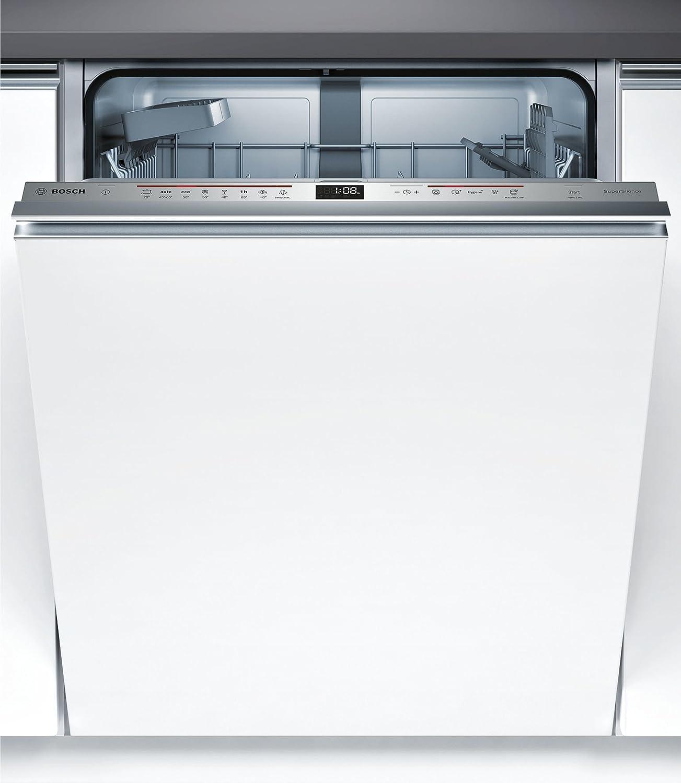 Bosch Serie 6 SMV68IX00E lavavajilla Totalmente integrado 13 ...
