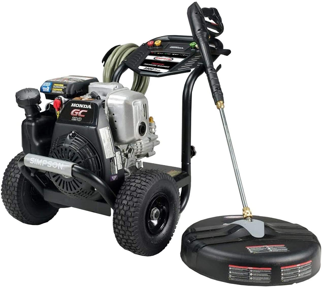 SIMPSON Cleaning MS61033-S 3300 PSI Pressure Washer