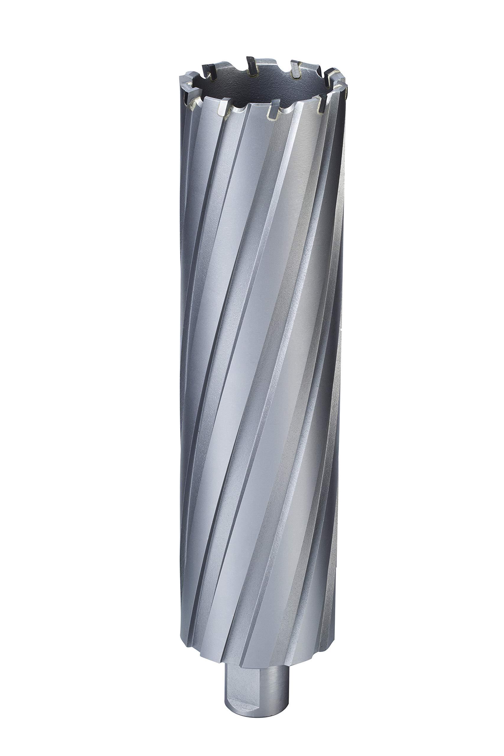 Euroboor Annular Cutter - 1-7/16'' x 6'' Carbide Cutter with TCT & Pin - HMW.1-7/16