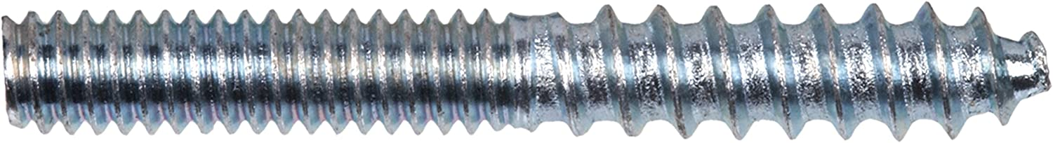 10-Pack The Hillman Group 491409 Hanger Bolt 8-32 X 1-Inch