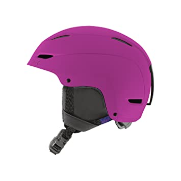 Giro Ratio Casco de Nieve, Unisex Adulto, Matte Berry, L