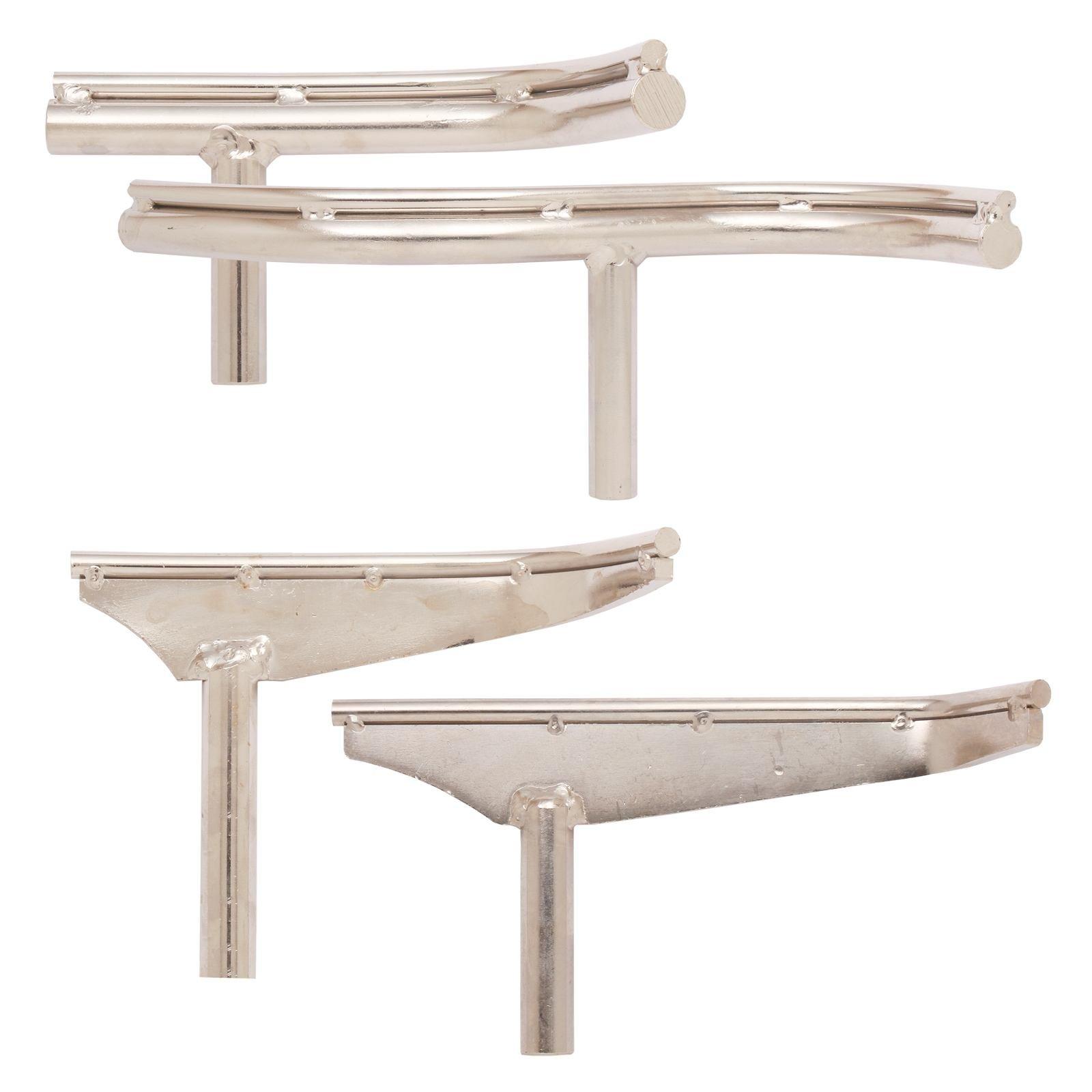 PSI Woodworking CLTEZSETC EZ-Glide Bowl Turner's 4Piece Toolrest Set