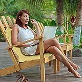 Giantex Indoor/Outdoor High Back Chair