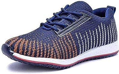 ab15b31fe64 Foot Locker Men s Navy Nitro Sneaker Shoes  Buy Online at Low Prices ...