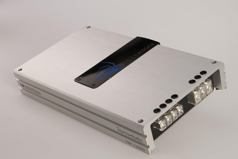 Soundstream tn1.1200d Monoblock tarántula NANO serie amplificador de ...