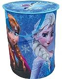 Disney Frozen Portagiochi In Tela Pop Up Cilindrico