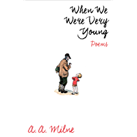 When We Were Very Young: Poems (English Edition)