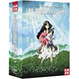 Les Enfants Loups -Edition Collector Combo [Édition Collector Blu-ray + DVD + Livre]