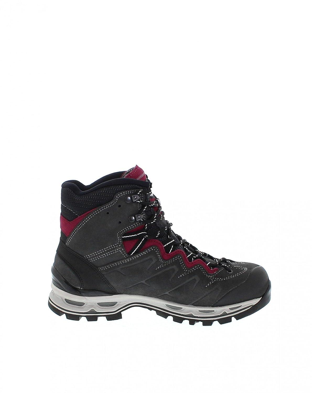 Meindl Minnesota Lady Pro GTX - Zapatillas de Senderismo Senderismo Senderismo de Piel Para Mujer Gris Anthrazit/brombeer 00337f