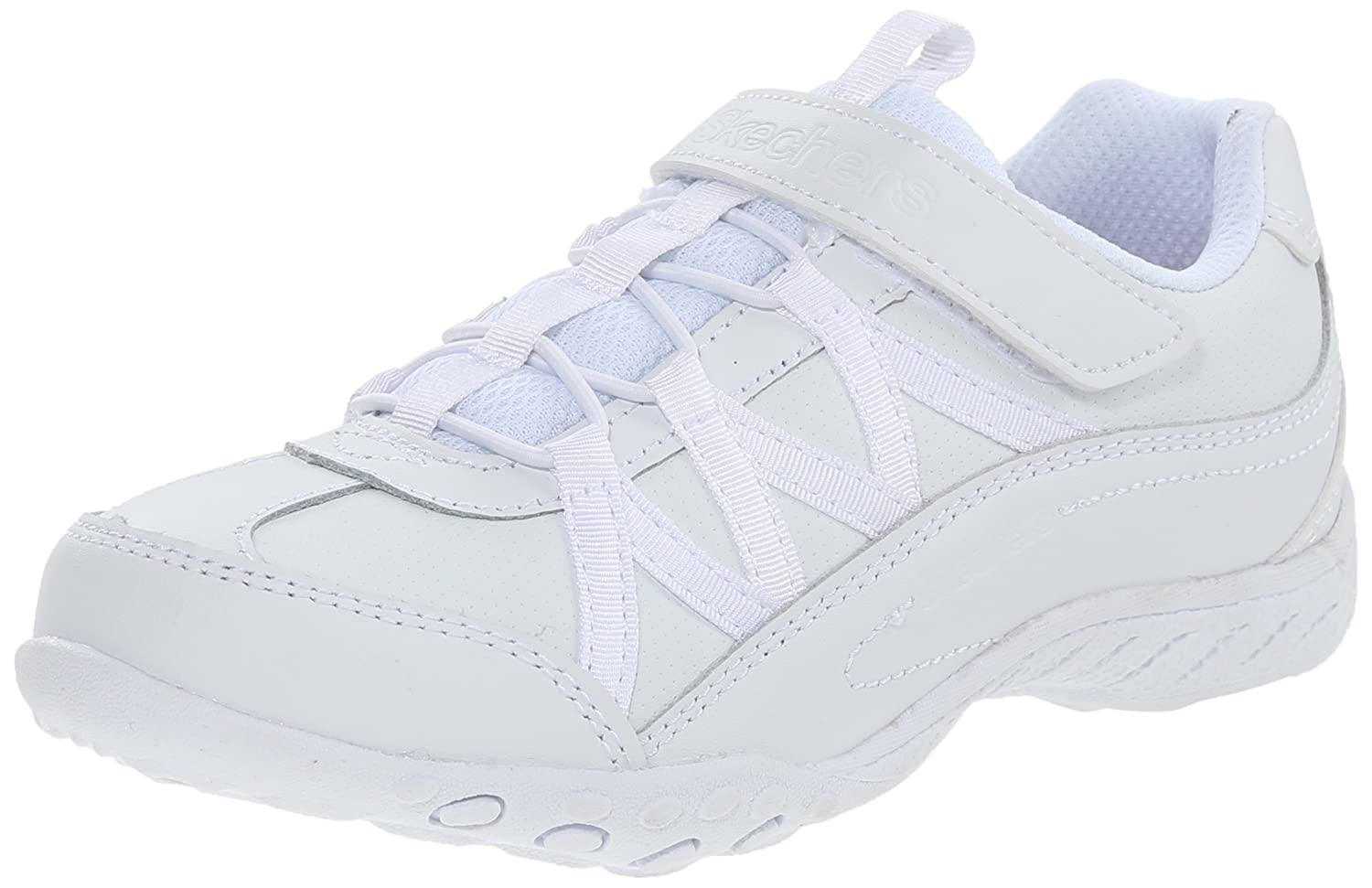 Skechers Kids Breathe-Easy-Fab Phonics School Uniform Shoe (Little Kid/Big Kid) 82298L