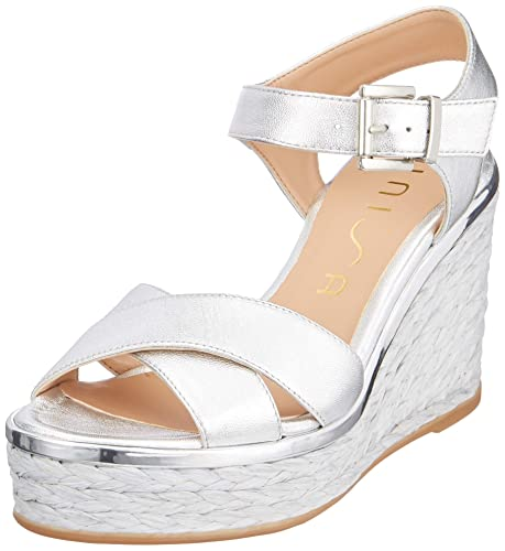 Unisa Nacion_lmt, Alpargata para Mujer: Amazon.es: Zapatos y complementos