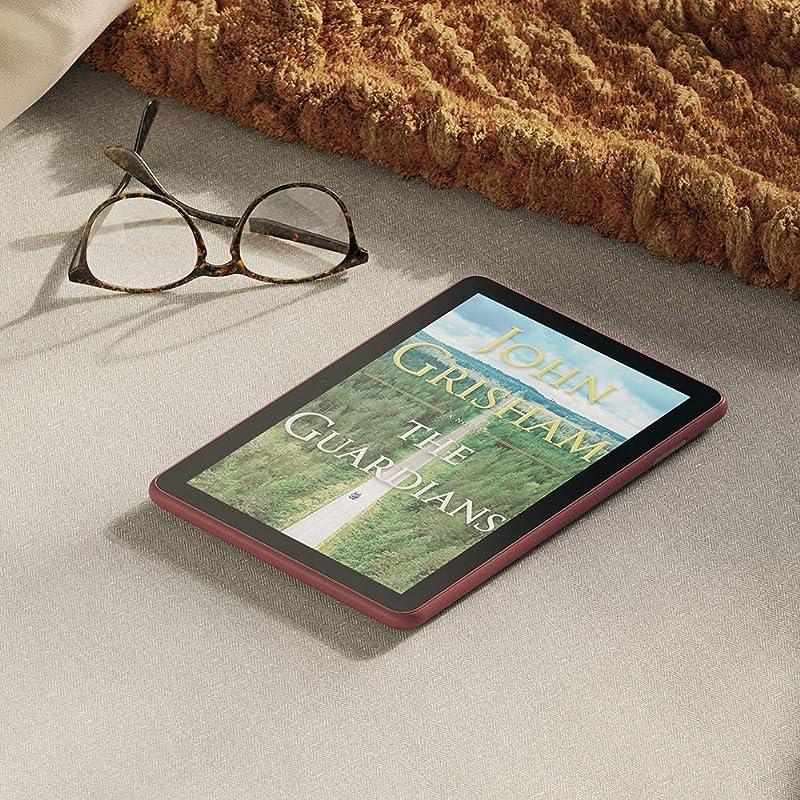 Amazon Fire HD 8 新款8寸平板电脑 32GB 7.2折$89.99 海淘转运到手约¥668 四色可选