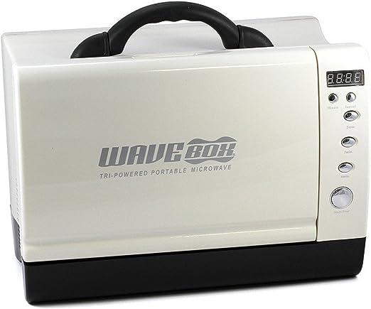 Microondas Wavebox 24V / 7 litros para camión, caravana, autobús ...
