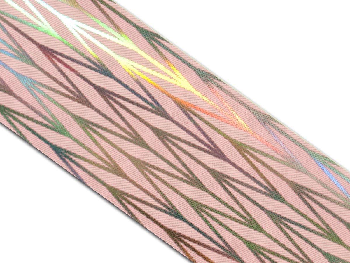 Nailart Transferfolie Chromfolie Rosa Abstrakt RM Beautynails